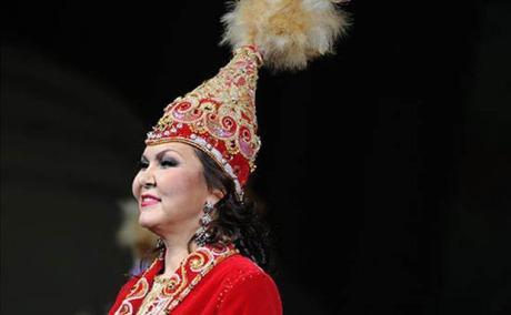 Dersom presidenten i Kasakhstan ikke lever evig, kan Dariga Nazarbayeva bli landets neste president.